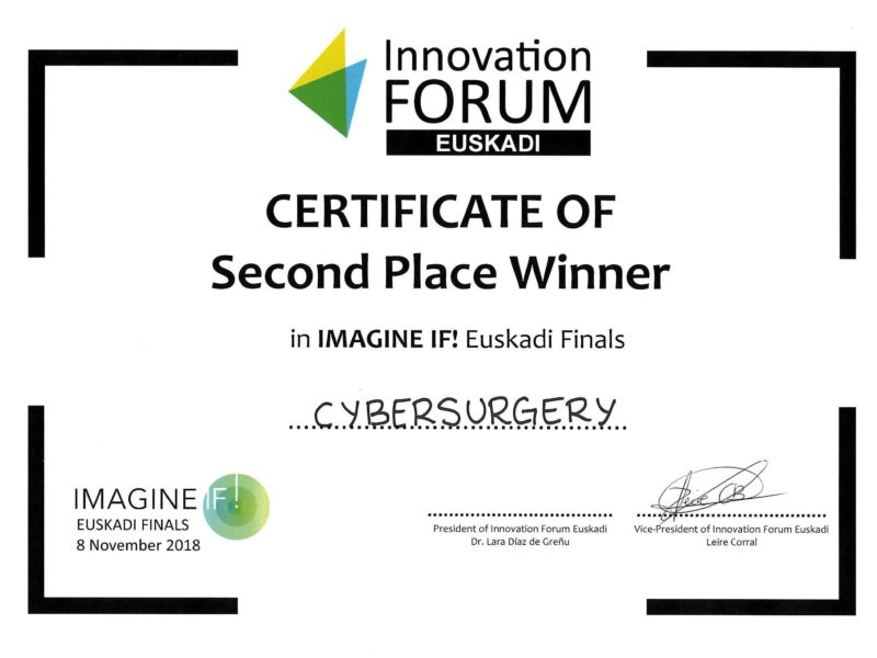 Cyber Surgery Forum Innovation