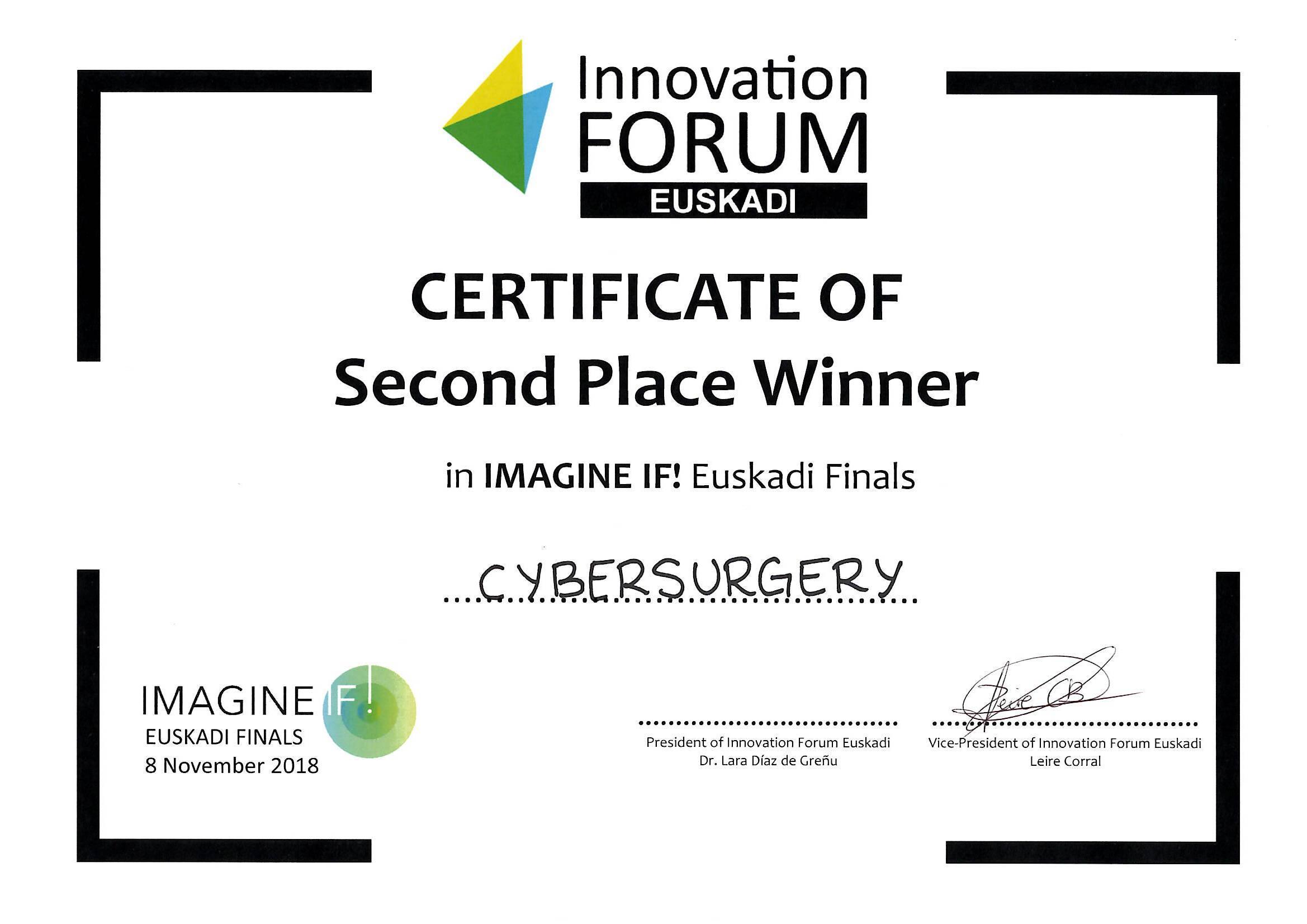 Cyber Surgery Forum Innovation