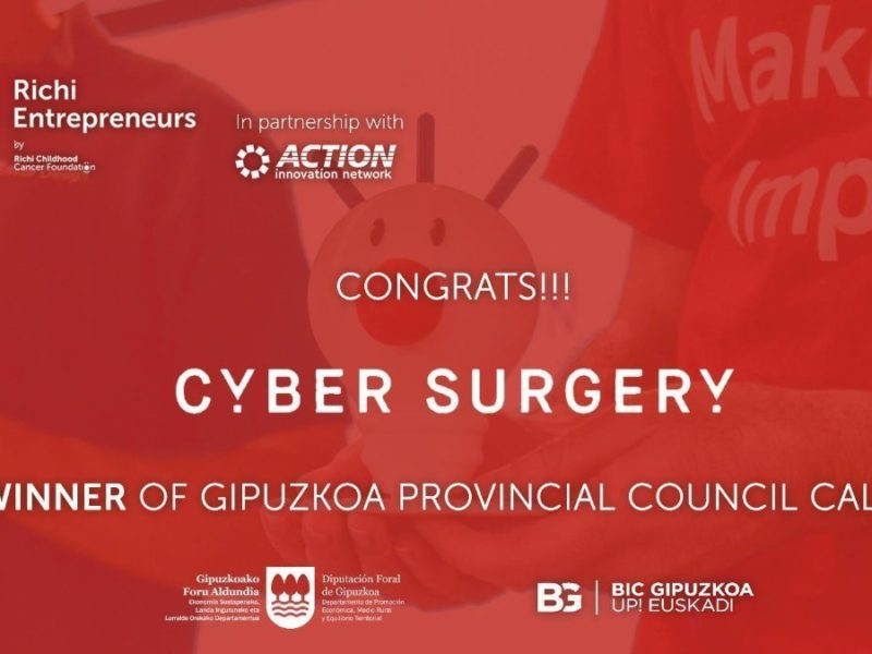 Cyber Surgery Richi Entrepreneurs